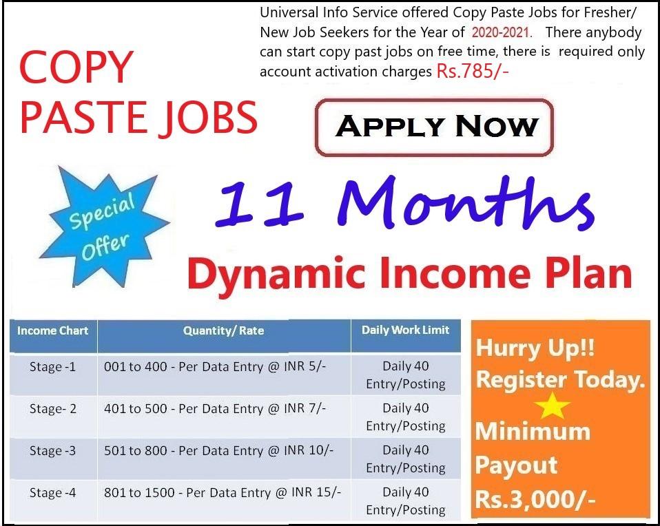 dynamic income plan